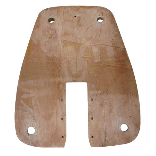 曲木厚坐垫