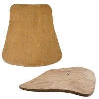 Thick Bentwood Cushions