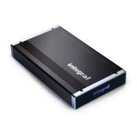 Integral SATA HDD Enclosure