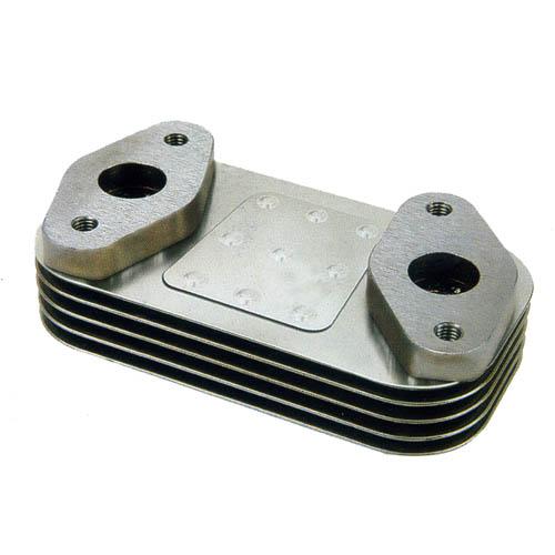 Aluminum Plate Oil Cooler