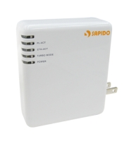 Cens.com Wireless G Mini Broadband Router SAPIDO TECHNOLOGY INC.