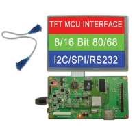 Cens.com TFT LCD Module with RS232/USB/MCU/SPI Interface GI FAR TECHNOLOGY CO., LTD.