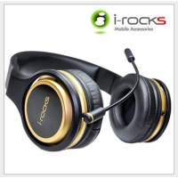 Cens.com A05-G GAMING HEADSET (LIMITED GOLD EDITION) I-ROCKS TECHNOLOGY CO., LTD.