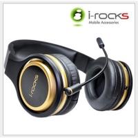 Cens.com A05-G 电竞游戏耳机 (土豪金) 艾芮克股份有限公司