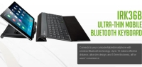 Cens.com IRK36B ULTRA-THIN MOBILE BLUETOOTH KEYBOARD  I-ROCKS TECHNOLOGY CO., LTD.