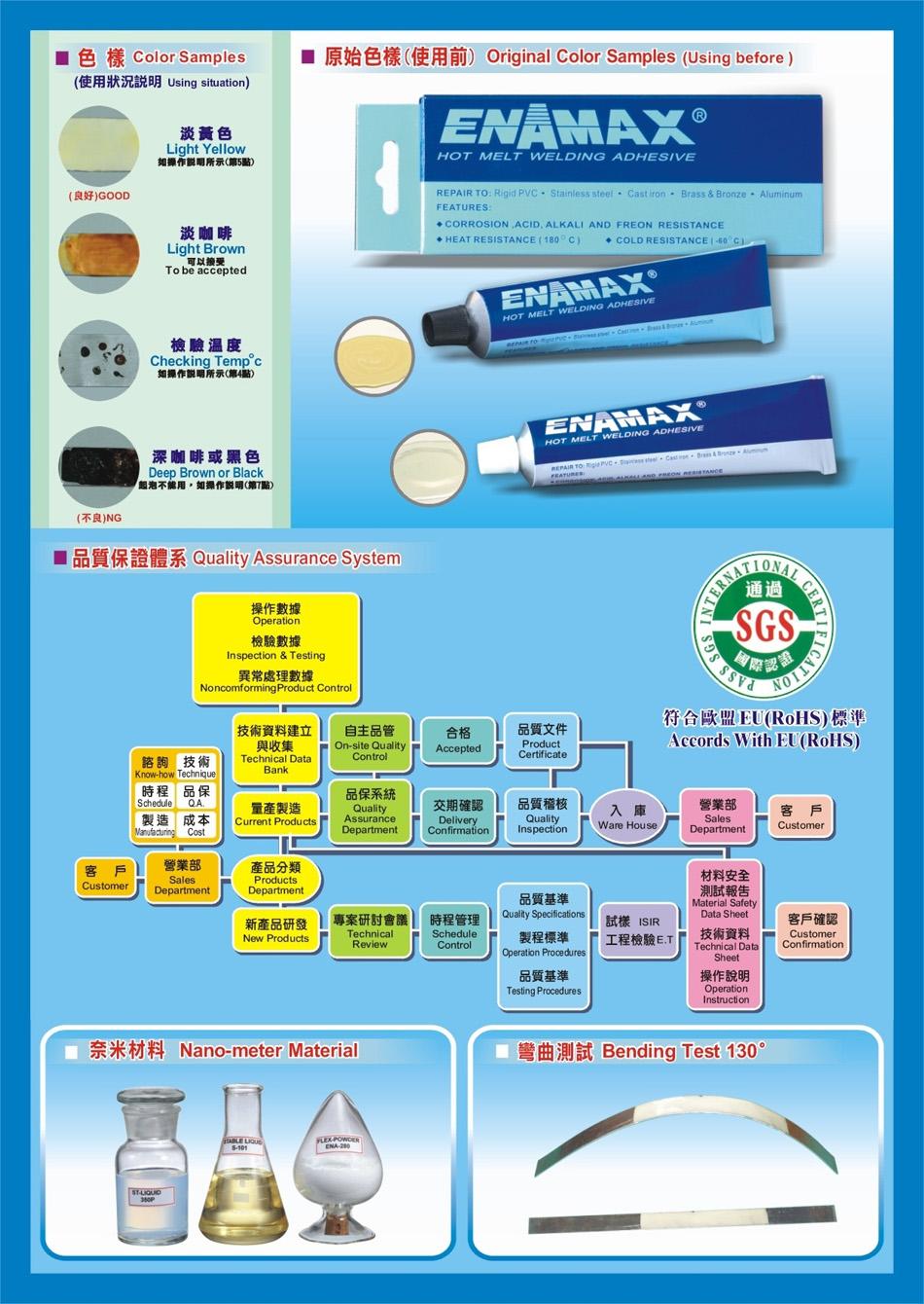 琺瑯膠焊補劑ENA-160