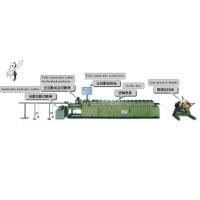 Ribbing Machine for Ceiling Panels