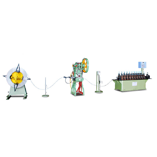 Completely Automatic Spring pin Machine