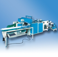 Soft Loop Handle Bag Machine