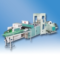 Cens.com Fully Automatic Bottom Sealing Soft Loop Handle Bag Making Machine FONG-YO MACHINERY CO., LTD.