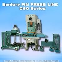 SUNFERY FIN PRESS LINE C60 SERIES