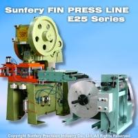 SUNFERY FIN PRESS LINE E25 SERIES