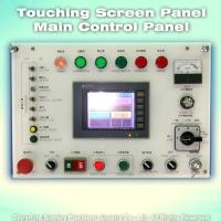 Touching Screen Panel & Main Control Panel.