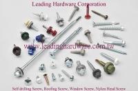 Self drilling Screw, roofing screw, window screw, nylon head screw