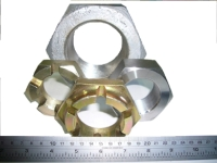 Large Diameter Hex. Nut