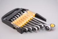 Flexible Ratchet Wrench Set
