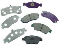 Brake Shoes, Disc Brake Pads, and Brake Lining