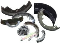 Brake Shoes, Disc Brake Pads, Drum Brake Pads, and Brake Lining