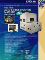 Cens.com Auto 5 Sides Spraying Machine KINGLION FINISHING EQUIPMENT CO., LTD.