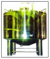 Fermented tank