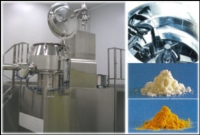 快速混合機-造粒真空乾燥機型