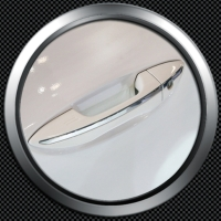 CHROME HANDLE COVER