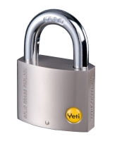 Yeti brand brass padlock