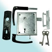 Mortice Door Lock (Bk Type)