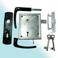 Mortice Door Lock (Bk Type)