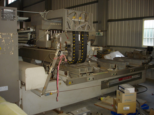 MORBIDELLI NC Drilling Machine