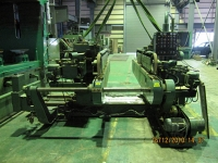 Double-end Miter Molder