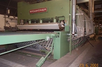 Short Cycle Press Line