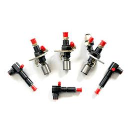 單缸柴油機噴油器及噴油泵總成