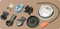 insert-molded plastic items