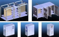 Customized Modular Enclosure