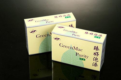 Green Mac Bath Powder (health-enhancing)