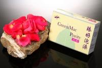 Green Mac Bath Powder (rose)