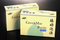 Green Mac Bath Powder w/Sea Salt and Ginger