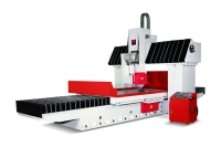 DOUBLE COLUMN SURFACE GRINDING MACHINE