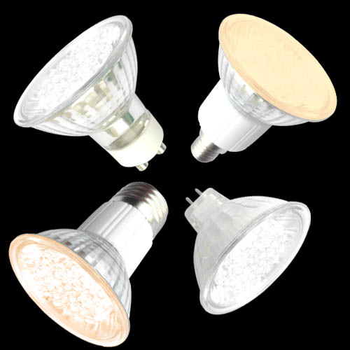 24颗 LED射灯