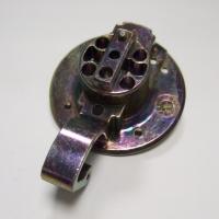 锌合金压铸-机车油箱盖