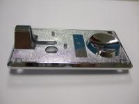 锌合金压铸-投币面板