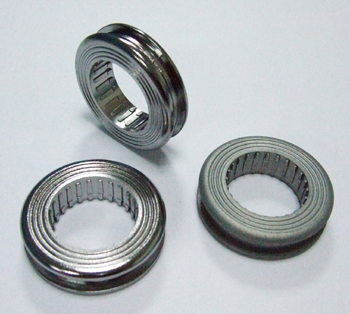 鋅合金壓鑄-滾輪
