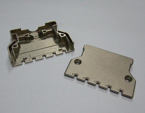 锌合金压铸-连接器