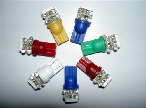 多用途車燈 (T10、G18、S25)