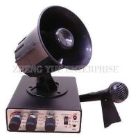 35 Sounds Electronic Siren Horn