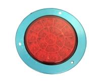 LED 4 Round Stop/Turn/Tail Light