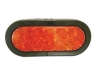 Led 6 Oval Turn Signal Light