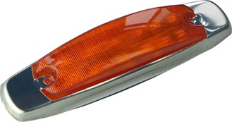 Led clearance/marker light