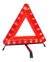 LED Safety Triangle